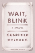 The cover to Wait, Blink: A Perfect Picture of Inner Life by Gunnhild Øyehaug