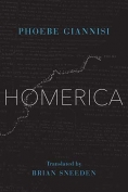 Cover to Homerica by Phoebe Giannisi