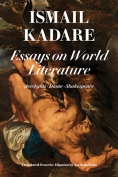 Cover to Essays on World Literature by Ismail Kadare