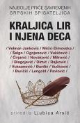 The cover to Kraljica Lir i njena deca: najbolje priče savremenih srpskih spisateljica