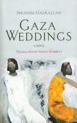 The cover to Gaza Weddings by Ibrahim Nasrallah