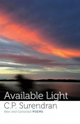 Cover to Available Light by C. P. Surendran