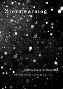 The cover to Stormwarning by Kristín Svava Tómasdóttir