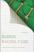 The cover to Kudos by Rachel Cusk