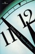 The cover to Ultima Ora by Thomas Kabdebo