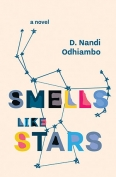 The cover to Smells Like Stars by D. Nandi Odhiambo