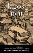 The cover to Lagos Noir