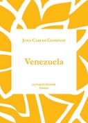 The cover to Venezuela: Biografía de un sucidio by Juan Carlos Chirinos