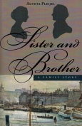 The cover to Sister and Brother: A Family Story by Agneta Pleijel