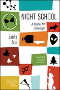 The cover to Night School: A Reader for Grownups by Zsófia Bán