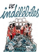 The cover to Indélébiles by Luz