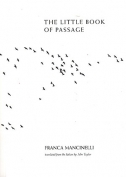 The cover to The Little Book of Passage by Franca Mancinelli