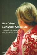 The cover to Seasonal Associate by Heike Geissler