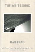 The cover to The White Book by Han Kang