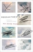 The cover to Reenactments by Hai-Dang Phan