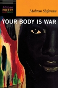 The cover to Your Body Is War by Mahtem Shiferraw