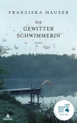 The cover to Die Gewitterschwimmerin by Franziska Hauser