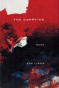The cover to The Carrying by Ada Limón