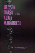 The cover to Broken Glass by Alain Mabanckou