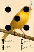 The cover to Natural History by Carlos Fonseca