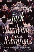 The cover to Jack by Marilynne Robinson
