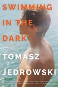 The cover to Swimming in the Dark by Tomasz Jedrowski