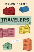 The cover to Travelers by Helon Habila
