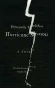 The cover to Hurricane Season by Fernanda Melchor
