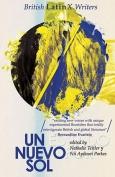 The cover to Un Nuevo Sol: British Latinx Writers