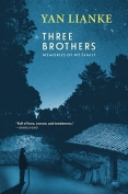 The cover to Three Brothers: Memories of My Family by Yan Lianke