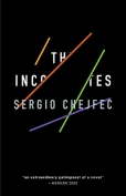 The cover to The Incompletes by Sergio Chejfec