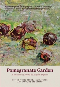 The cover to Pomegranate Garden by Haydar Ergülen