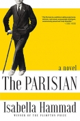 The cover to The Parisian by Isabella Hammad