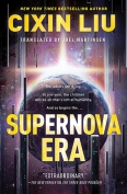 The cover to Supernova Era by Cixin Liu