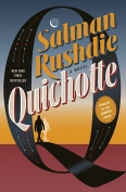 The cover to Quichotte by Salman Rushdie