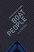 The cover to Boat People by Mayra Santos-Febres