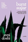 The cover to Burnt Sugar by Avni Doshi