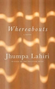 The cover to Whereabouts by Jhumpa Lahiri