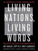 The cover to Living Nations, Living Words: An Anthology of First Peoples Poetry