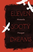 The cover to Eleven Sooty Dreams by Manuela Draeger