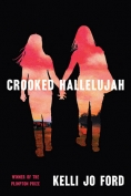 The cover to Crooked Hallelujah by Kelli Jo Ford