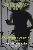 The cover to A Country for Dying by Abdellah Taïa