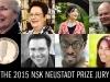 The 2015 NSK Neustadt Prize Jury