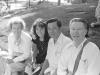 Dorothy Stafford, Kit Stafford, Hideo Hashimoto, and William Stafford