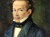 Portrait of Giacomo Leopardi by A. Ferrazzi