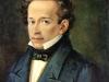 Portrait of Giacomo Leopardi by A. Ferrazzi
