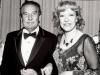 Astrid Ivask with Octavio Paz
