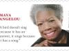 Maya Angelou Stamp