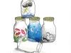 Green Memory Stewed in Sugar by Marla Johnson