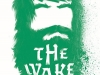 The cover to The Wake by Paul Kingsnorth